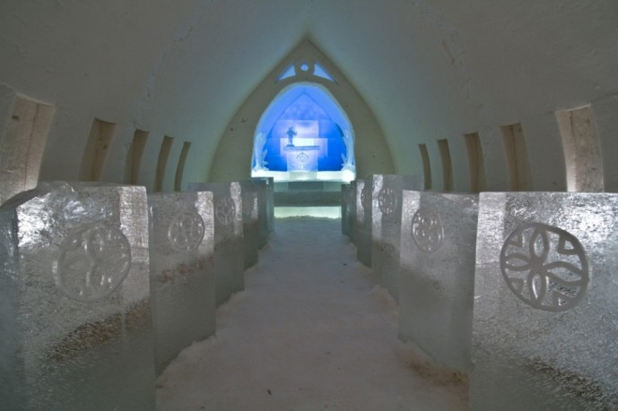 Arctic SnowHotel