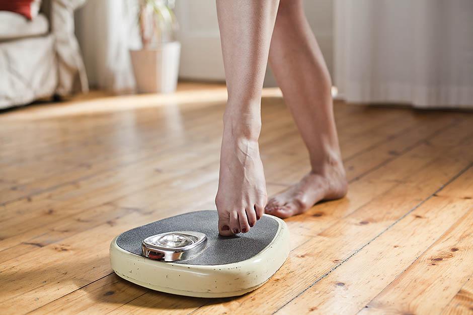 Экспресс-похудение к Новому году