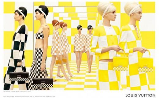 Рекламная кампания Louis Vuitton