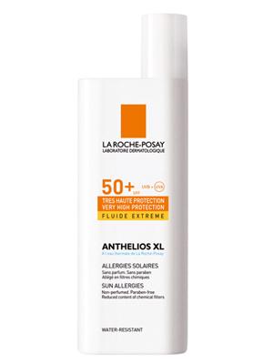 Солнцезащитный флюид для нормальной и склонной к жирности кожи La Roche-Posay, Anthelios XL Extreme Fluid SPF 50+