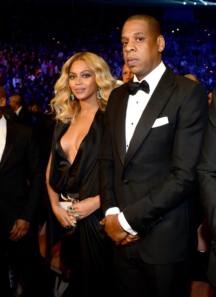Jay-Z поддержал Бейонсе в начале тура Formation