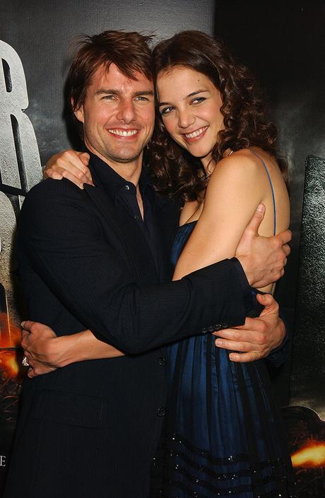 Том Круз и Кэти Холмс фото