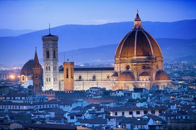 1. Флоренция