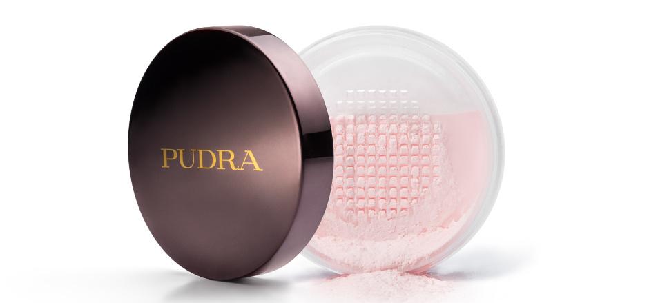 Прозрачная пудра Ultra HD от Pudra