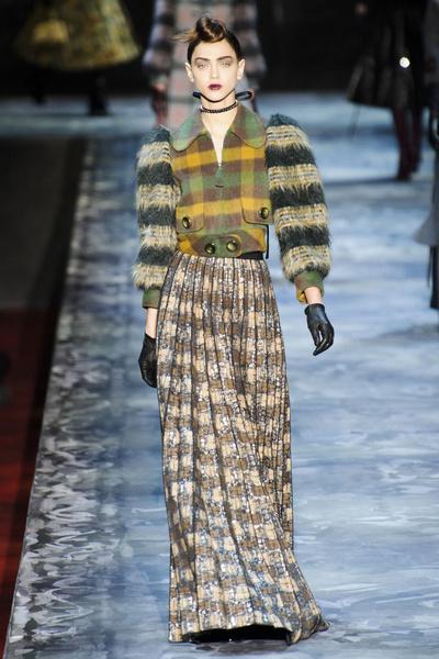 Показ Marc Jacobs на Неделе моды в Нью-Йорке | галерея [1] фото [22]