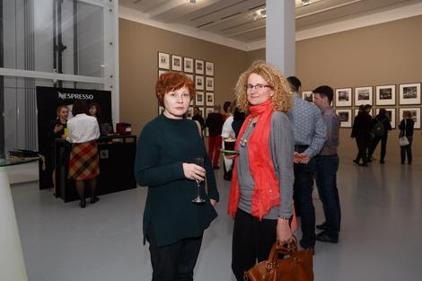 В МАММ прошел закрытый показ выставки Кандиды Хёфер | галерея [1] фото [68]