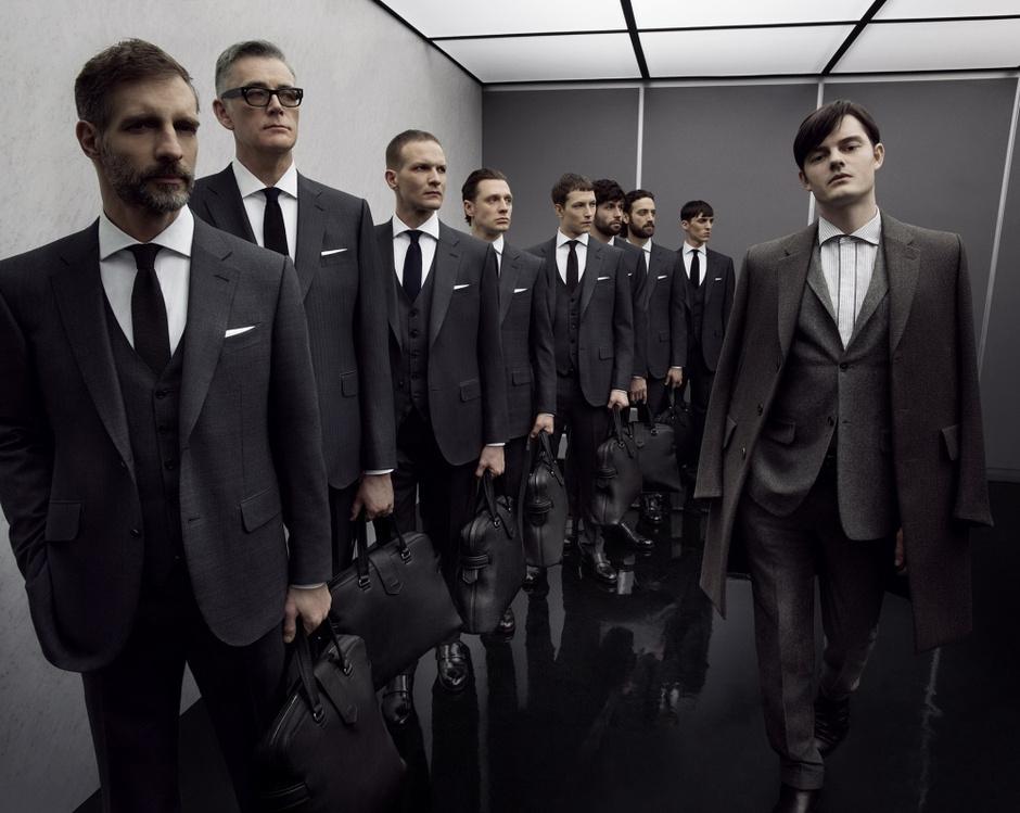 Брючные костюмы для мужчин