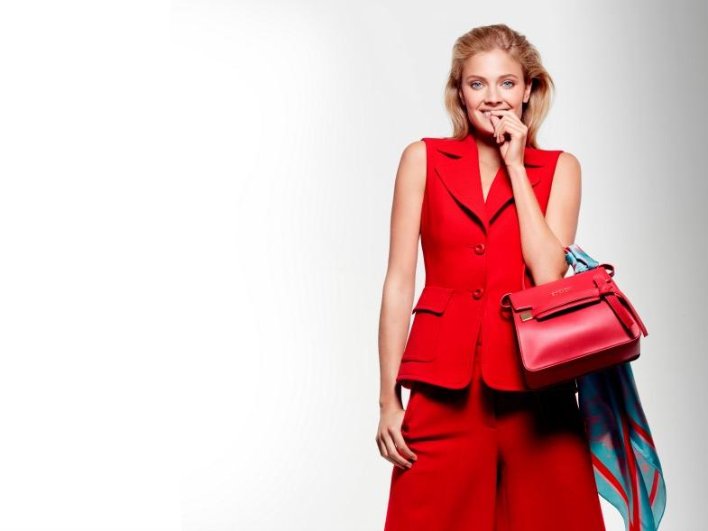 Добавить цвета: Escada представила рекламную кампанию новой коллекции
