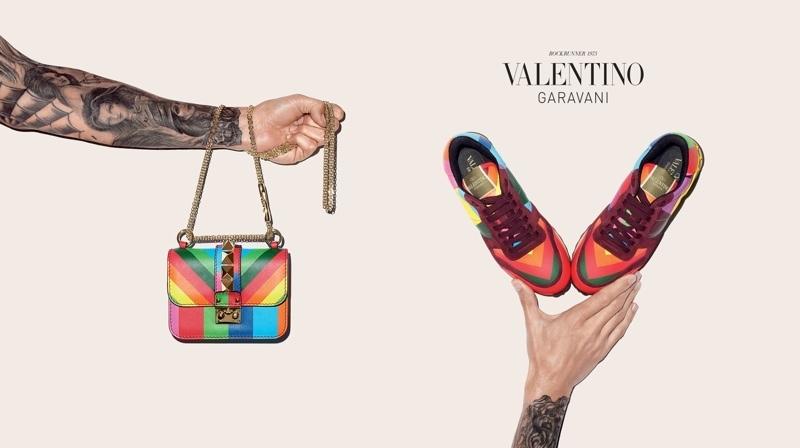 Новая коллекция аксессуаров Valentino