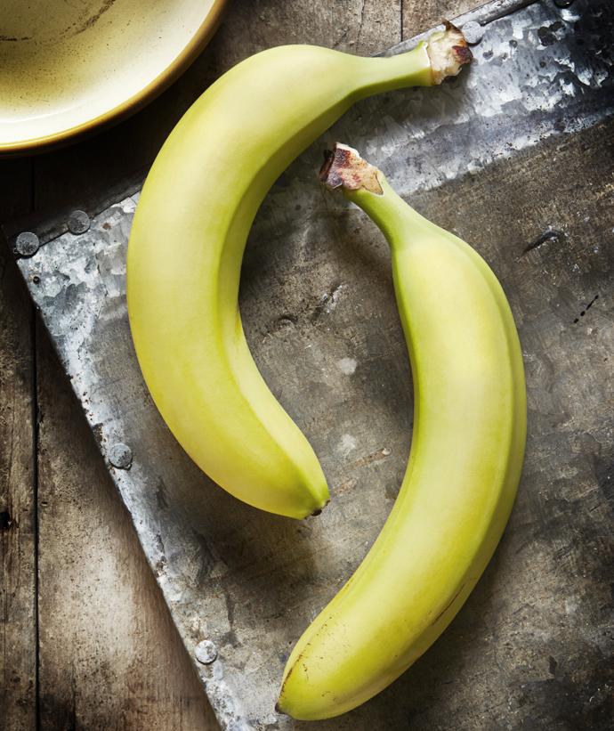 Полезные свойства и рецепты с бананом