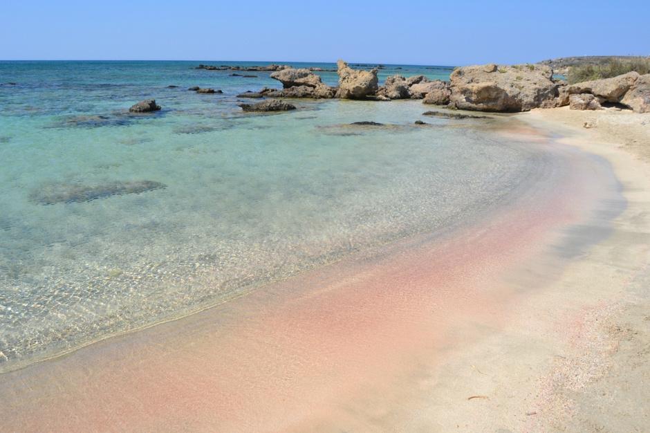 3. Elafonissi Beach, Элафониси, Греция