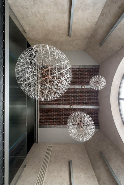 трехуровневая квартира «УниверСити»