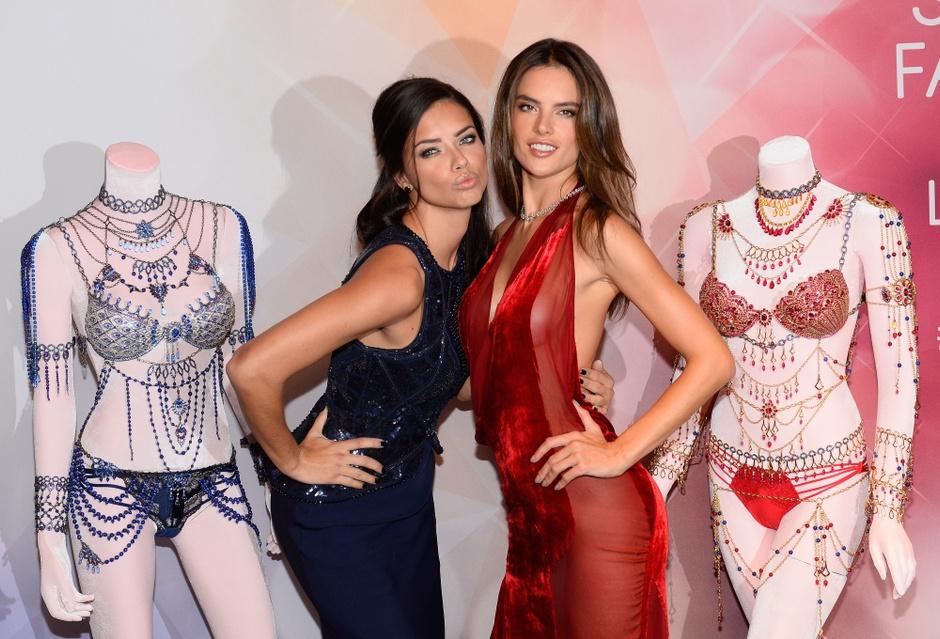 Модели Victoria's Secret: фото