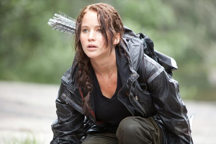 «Голодные игры», (The Hunger Games), 2012