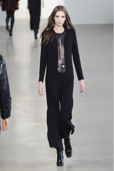 Показ Calvin Klein на Неделе моды в Нью-Йорке | галерея [1] фото [12]