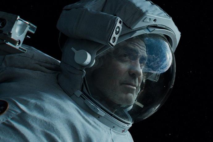 «Гравитация» (Gravity), 2013 Джордж Клуни