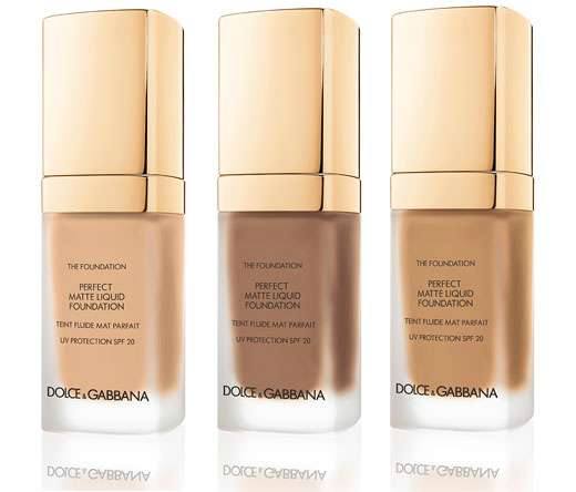 Тональный крем Perfect Matte Liquid Foundation, Dolce&Gabbana