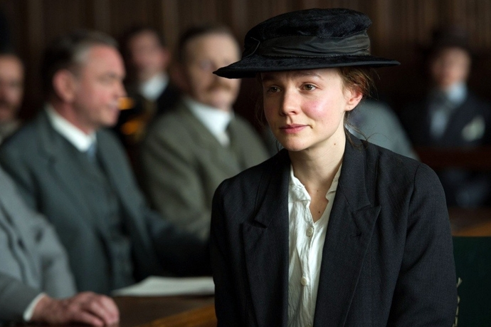 Кэри Маллиган «Суфражистка» (Suffragette)