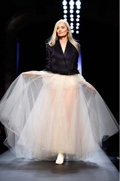Показ Jean Paul Gaultier Couture | галерея [1] фото [23]