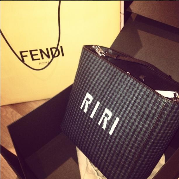 сумки Fendi «Selleria Intrecciato»