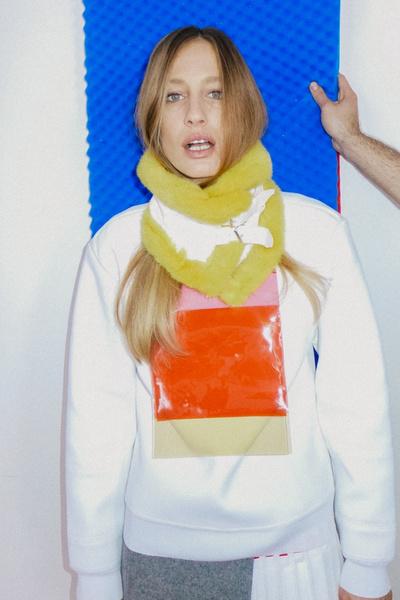 Iceberg представил первые кадры осенне-зимней рекламной кампании