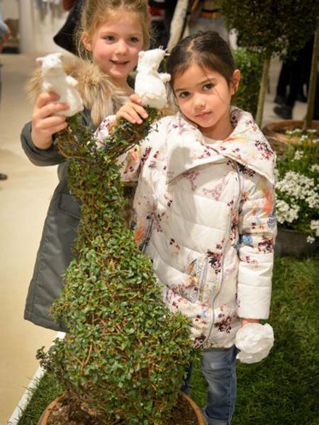 Детский мир: милые моменты с выставки Pitti Bimbo во Флоренции | галерея [1] фото [24]