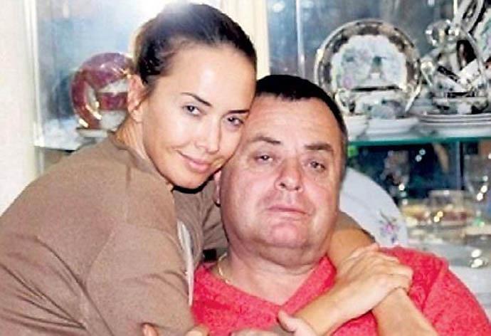 Жанна и Владимир Фриске