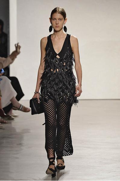 Неделя моды в Нью-Йорке: день девятый | галерея [4] фото [5]