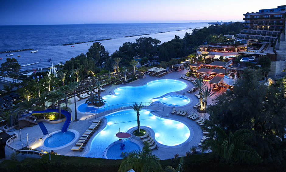 8. Four Seasons, Лимассол, Кипр