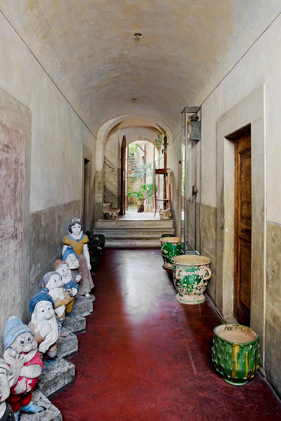 Итальянский интерьер
