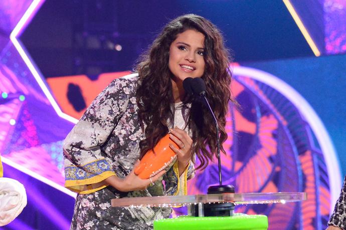 Селена Гомес Kids Choice Awards 2014