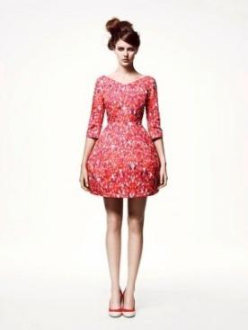 весенняя коллекция H&M 2011