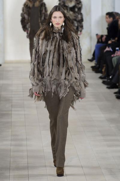 Показ Ralph Lauren на Неделе моды в Нью-Йорке | галерея [1] фото [28]
