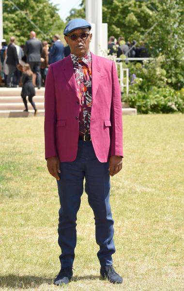 Показ Burberry Prorsum на Неделе мужской моды в Лондоне | галерея [1] фото [8]
