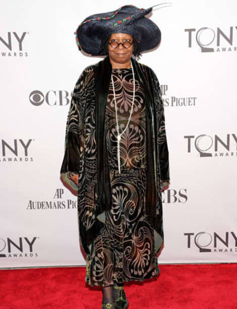 Whoopi Goldberg-tony