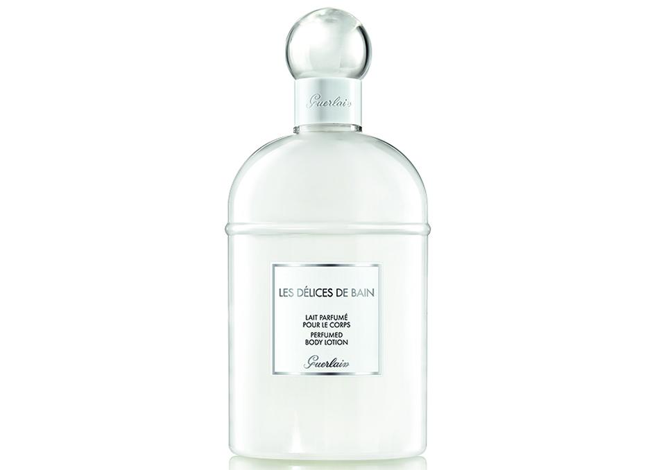 Парфюмированное молочко для тела Les Delices de Bain Perfumed Body Lotion от Guerlain