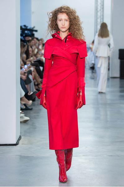 В Москве состоялся показ осенне-зимней коллекции Edem Couture | галерея [1] фото [14]