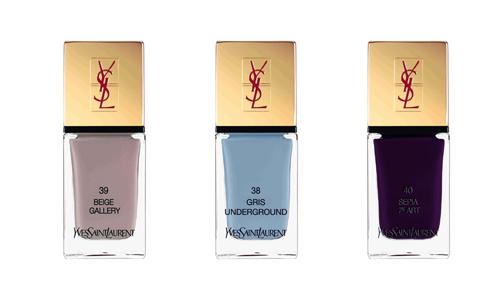 Лаки для ногтей La Laque Couture