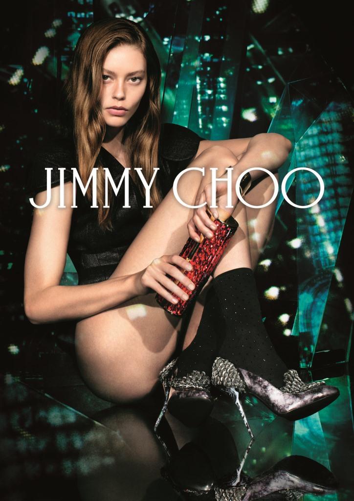 Бренд Jimmy Choo посвятил рекламную кампанию смертным грехам