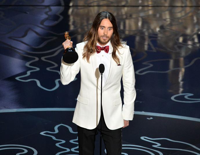 Победа Джареда Лето, Оскар-2014
