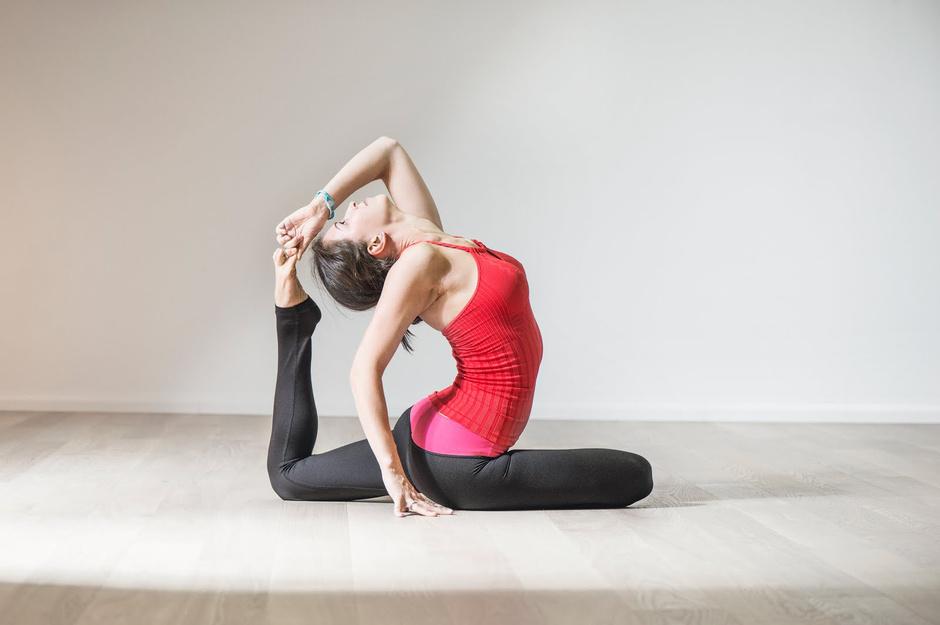йога, эффективные упражнение