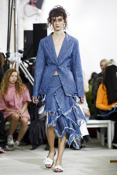 Неделя моды в Лондоне: день пятый | галерея [2] фото [4]