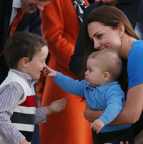 Итоги года 2014: лучшие фото Кейт Миддлтон и принца Уильяма | галерея [1] фото [1]