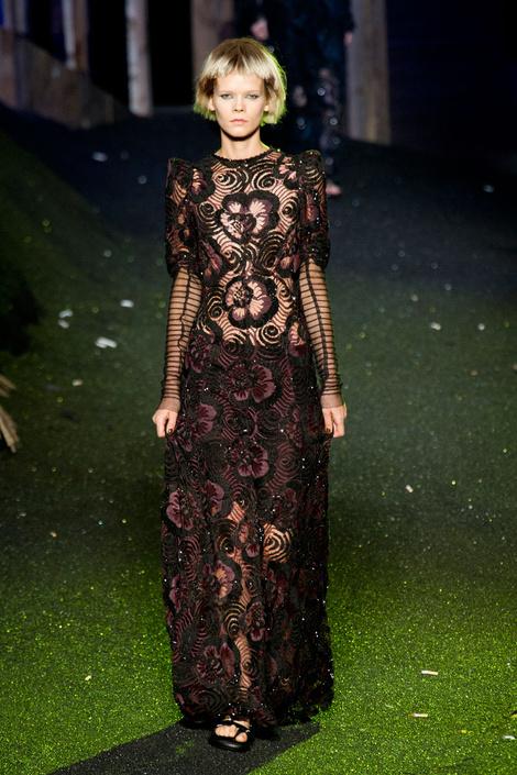 Показ Marc Jacobs завершил Неделю моды в Нью-Йорке