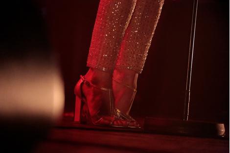 Ванесса Паради дала закрытый концерт после шоу Chanel