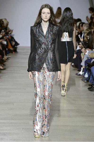 Неделя моды в Лондоне: день четвертый | галерея [1] фото [1]