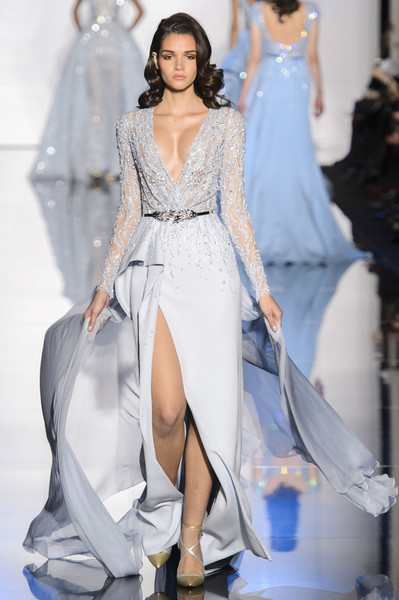 Показ Zuhair Murad Haute Couture | галерея [1] фото [7]