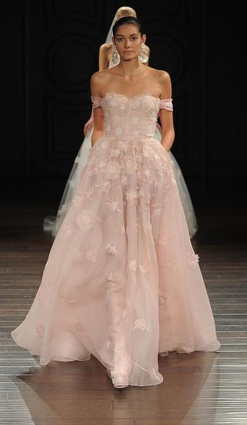 Лучшие коллекции Недели свадебной моды | галерея [5] фото [21]