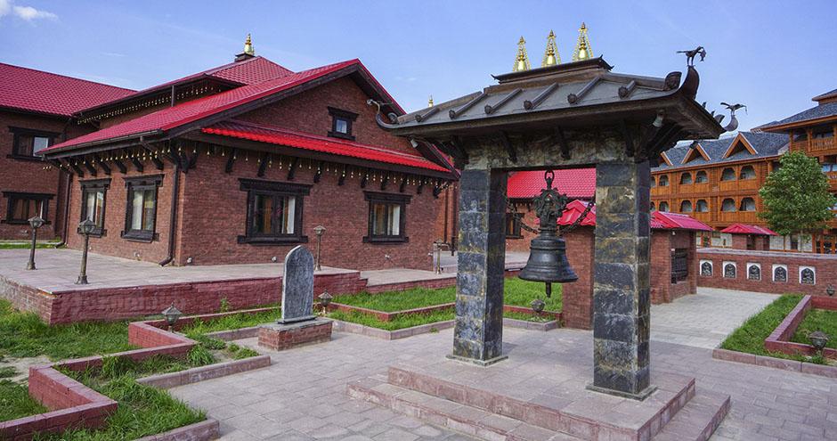 Этнографический парк-музей «Этномир»