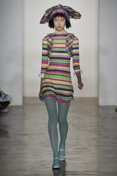 Неделя моды в Нью-Йорке: 18 февраля | галерея [4] фото [1]